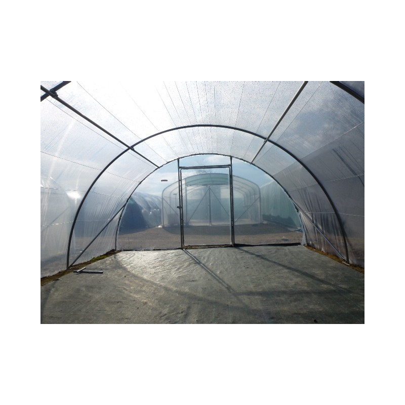 Serre tunnel maraicher m tres for Serre pour cannabis interieur