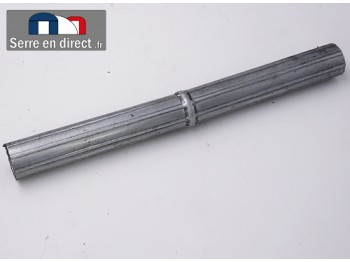 Manchon union pour tube de 25mm.
