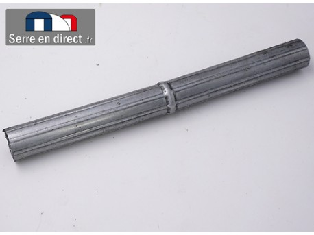 Manchon union pour tubes de 25mm.