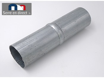 Manchon union pour tube de 60mm.