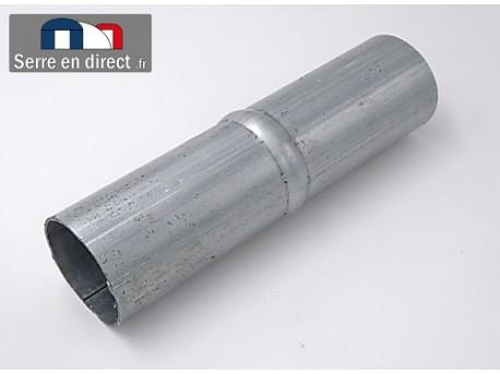 Manchon union pour tubes de 60mm.