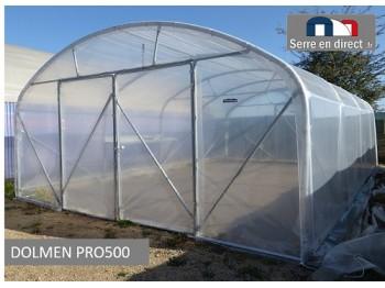 Serre de jardin PRO 500