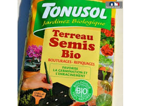 Terreau Semis Bio 6L