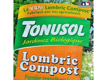 Lombric compost 3kg.